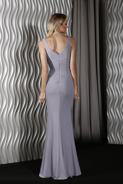 Bridesmaids_Jadore_J9120_Bridesmaid_Dresses_Melbourne_Ice_Smoke_Back
