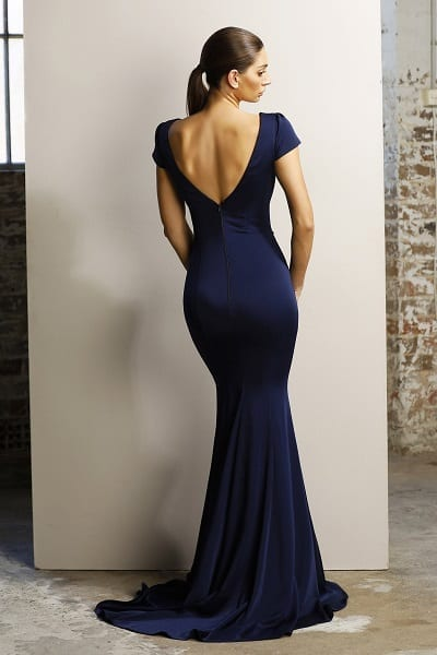 Bridesmaids_Jadore_JX1008_Bridesmaid_Dresses_Melbourne_Navy_Back