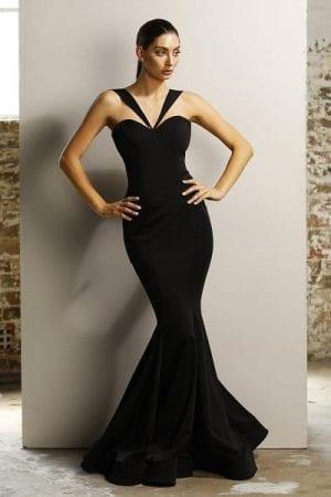 Bridesmaids_Jadore_JX1049_Bridesmaid_Dresses_Melbourne_Black_1