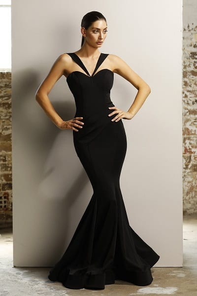 Bridesmaids_Jadore_JX1049_Bridesmaid_Dresses_Melbourne_Black_1