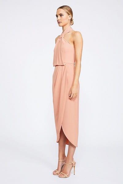 1a4759865a1a Bridesmaids_Shona_Joy_Core_SJ2581_Knot_Draped_Midi_Dress_Bridesmaid_Dresses_Melbourne_Dusty_Pink_Side-1.  Shona Joy CORE Collection - Knot Draped Midi Dress ...