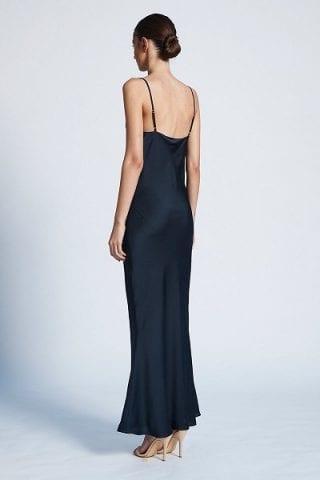 Bridesmaids_Shona_Joy_Luxe_SJ3511_Bias_Cowl_Slip_Dress_Bridesmaid_Dresses_Melbourne_Sapphire_Back