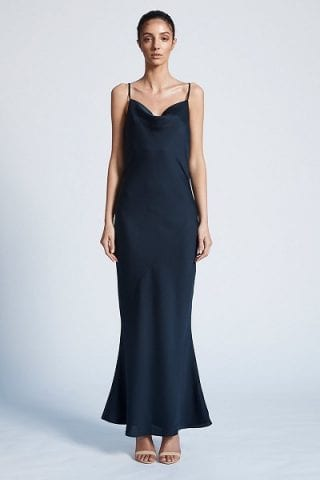 Shona Joy LUXE Collection - Bias Cowl Slip Maxi Dress SJ3511