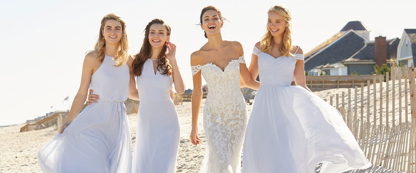 360e33457b697 Find The Perfect Dress- Bridesmaids Dressing Room