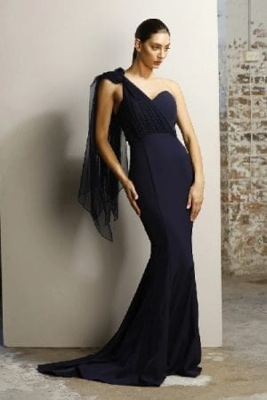 Jadore_JX1102_Bridesmaid_Dresses_Melbourne_Bridesmaids_Dressing_Room_Navy_Front_multi_way_dress