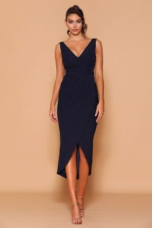 Les_Demoiselle_LD1120_Bridesmaid_Dresses_Melbourne_Bridesmaids_Dressing_Room_Navy_Front