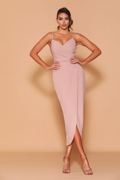 Les_Demoiselle_LD1126_Bridesmaid_Dresses_Melbourne_Bridesmaids_Dressing_Room_Latte_Front