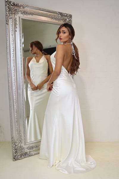 Bridesmaids_Jadore_JP103_Evening_Dress_Bridesmaid_Dresses_Melbourne_Ivory_Back