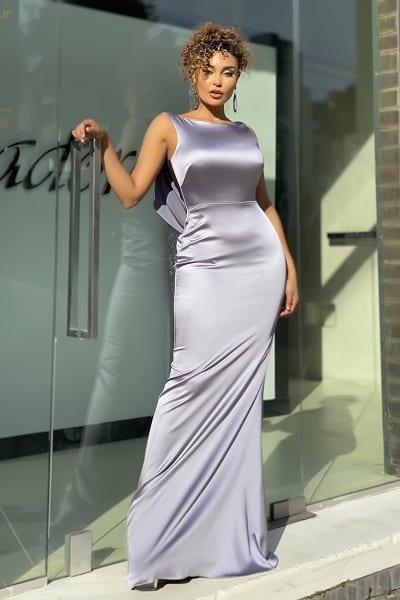 Bridesmaids_Jadore_JX4053_Evening_Dress_Bridesmaid_Dresses_Melbourne_Steel_Front