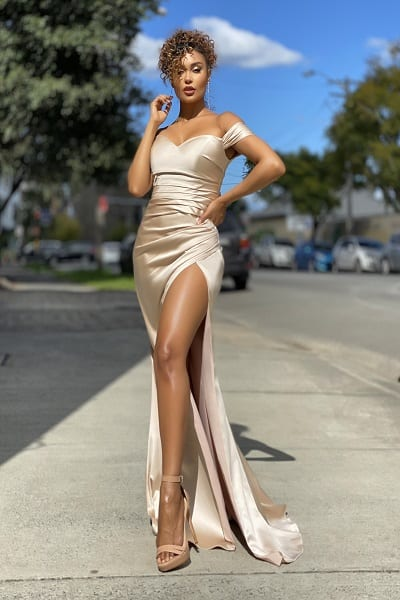Bridesmaids_Jadore_JX4058_Evening_Dress_Bridesmaid_Dresses_Melbourne_Cream_Front